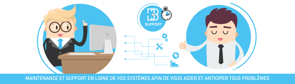 B&B Computer Solutions et le backup